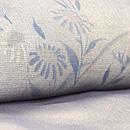 野菊の紗袷 質感・風合