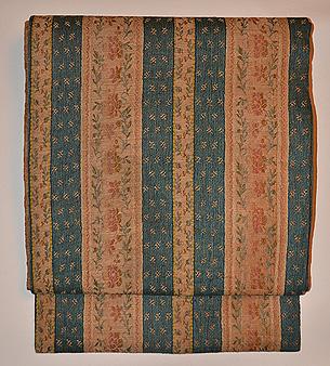 フランスモール織り名古屋帯