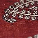 インド更紗半巾帯 質感・風合