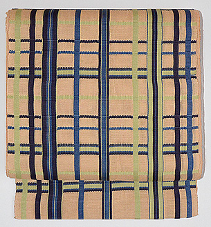 吉野織 羅の名古屋帯
