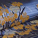 菖蒲の丸帯 質感・風合