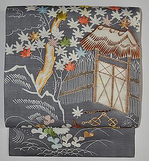 江戸衣装解名古屋帯