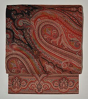 ジャガード織名古屋帯