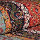 イラン製刺繍名古屋帯 質感・風合