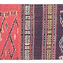 ラオス紋織名古屋帯 前中心