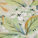 満開春の花の図名古屋帯 質感・風合
