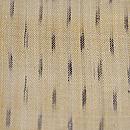 雨絣芭蕉布の名古屋帯 質感・風合