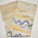 龍村平蔵製 「阿けくもにしき」袋帯 帯裏