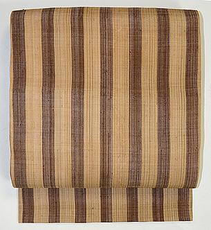 芭蕉布縞の名古屋帯