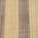 芭蕉布縞の名古屋帯 質感・風合