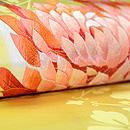 大輪菊の刺繍帯 質感・風合