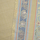 吉祥紋錦袋帯 帯裏