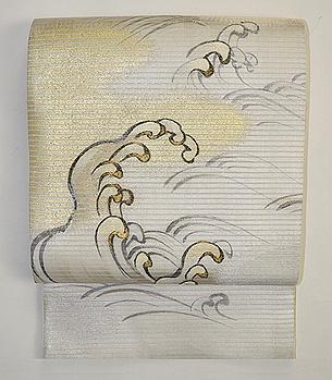 立浪の袋帯