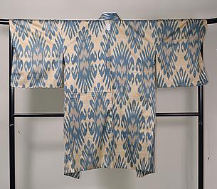 ウズベキスタン・アドラス羽織