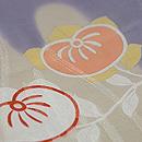 梅に桜、橘に桜の訪問着 質感・風合