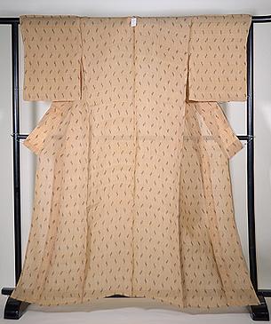 芭蕉布着物 トウイグワー・ヒキサギー