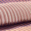 縞横段袷小紋 質感・風合