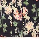 大輪菊袷小紋 上前
