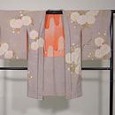 八重桜の羽織 正面