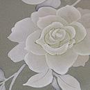 バラの小紋 質感・風合