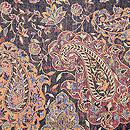 インド・カシミール羽織 質感・風合