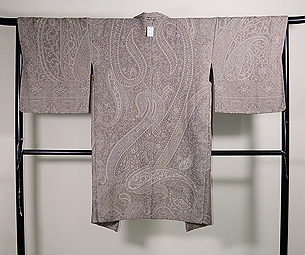 インド・カシミール羽織