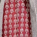 インド・カシミール羽織 羽裏