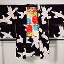 鳩の絵羽織 正面