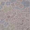 白絣100亀甲重要無形文化財結城紬 質感・風合