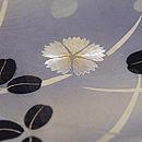 萩と撫子の小紋 質感・風合