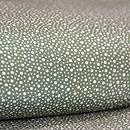 大小あられ風景の裾柄模様三つ紋袷 質感・風合