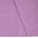 赤紫紬単衣 上前