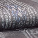 変りアキファテ紋絣宮古上布 質感・風合