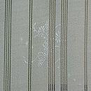 経絽鉄線三つ紋単衣羽織 質感・風合