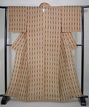 竹の節ヒキサギー芭蕉布