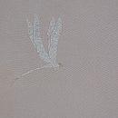 トンボの単衣羽織 質感・風合