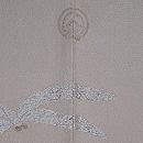 トンボの単衣羽織 背紋