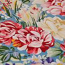 お花畑の付下一つ紋 質感・風合
