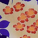 菊と椿の羽織 質感・風合