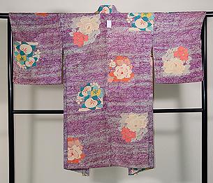 花丸紋の羽織