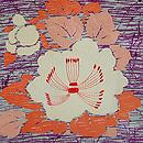 花丸紋の羽織 質感・風合