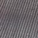 結城縞の切継袷 質感・風合