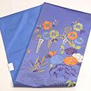 四季の花々刺繍名古屋帯 帯裏