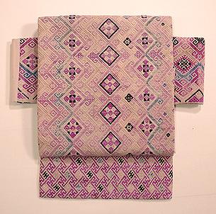 グアテマラ紋織の帯