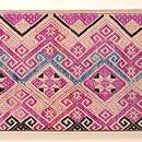 グアテマラ紋織の帯 前中心