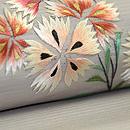 撫子刺繍絽名古屋帯 質感・風合