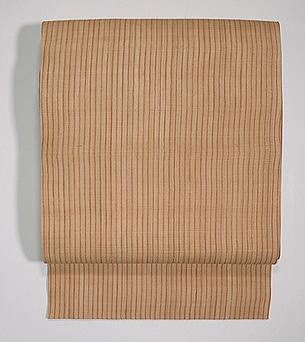 細縞芭蕉布名古屋帯