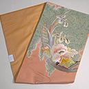 花筏刺繍名古屋帯 帯裏