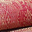 スマトラ・モール織り半幅帯 質感・風合