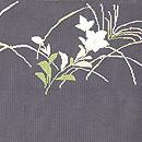 羅織にうさぎの刺繍名古屋帯 前中心